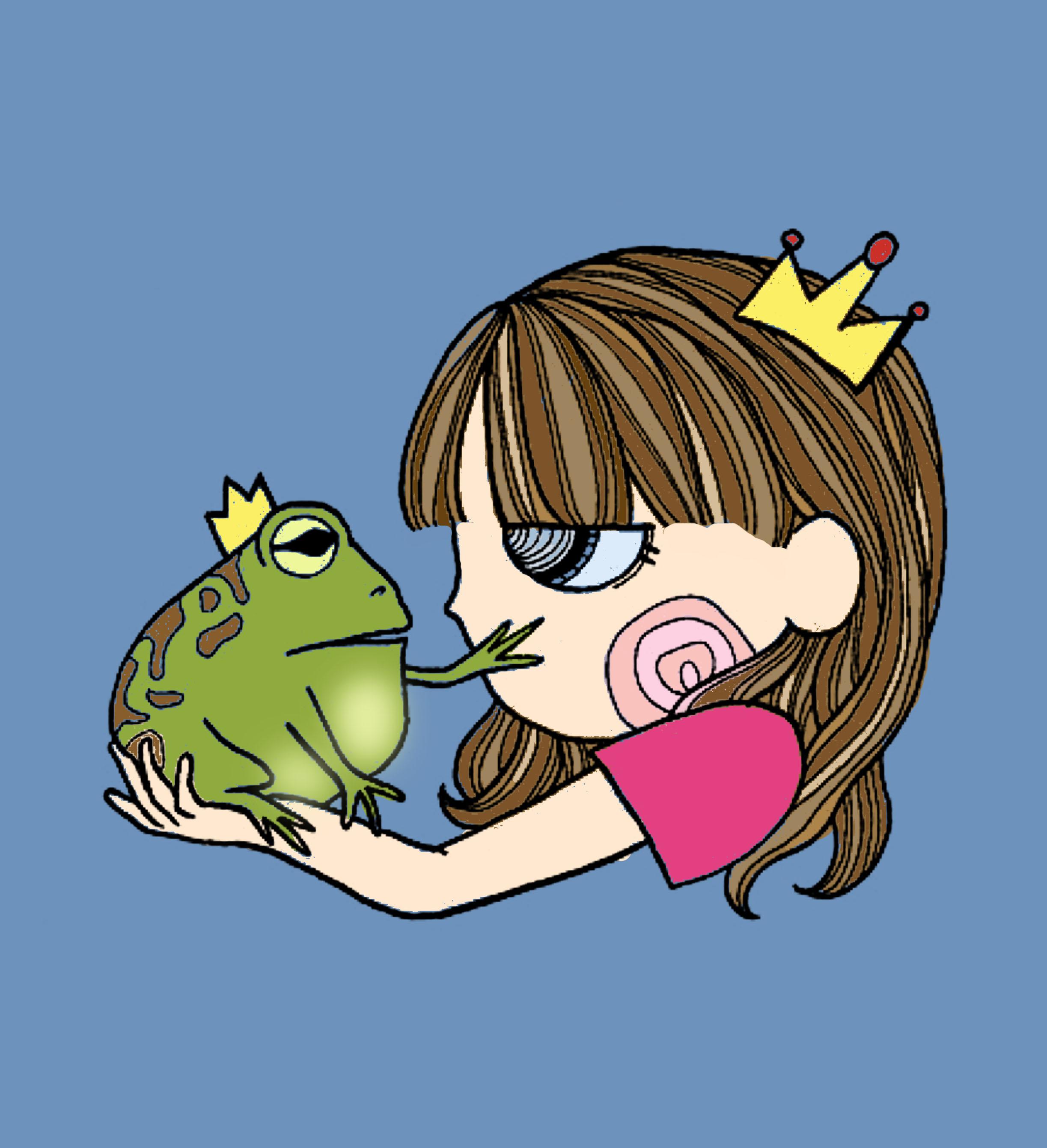 妳不是公主