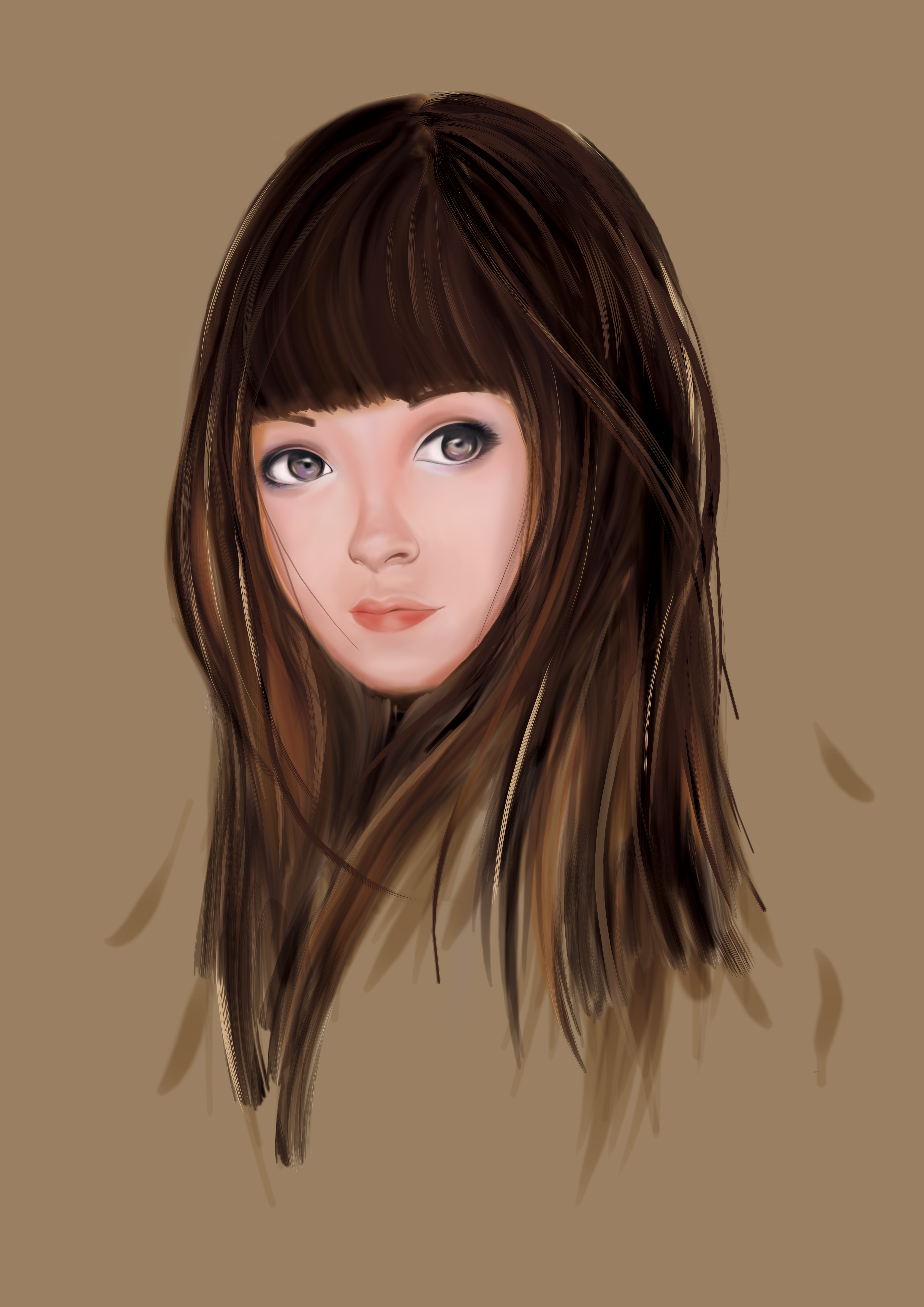 Photoshop CS6 - 女孩子