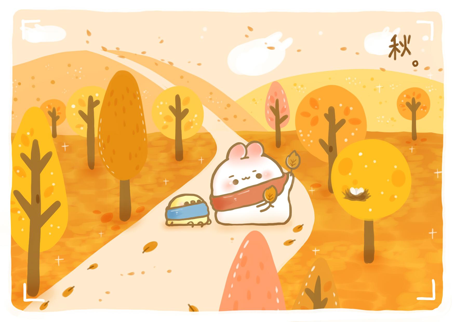 四季係列-秋意濃
